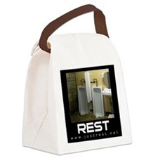 Stand and Deliver Canvas Lunch Bag