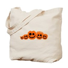 Halloween family Tote Bag