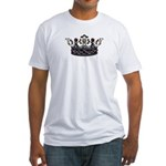 Crown Jewels Fitted T-Shirt