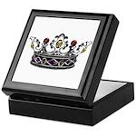 Crown Jewels Keepsake Box