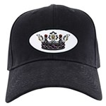Crown Jewels Black Cap