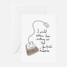 Jane Austen Greeting Cards (Pk of 20)