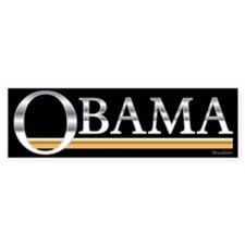 Obama Car Sticker