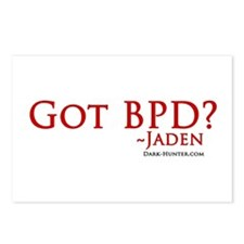 Got BPD? Postcards (Package of 8)