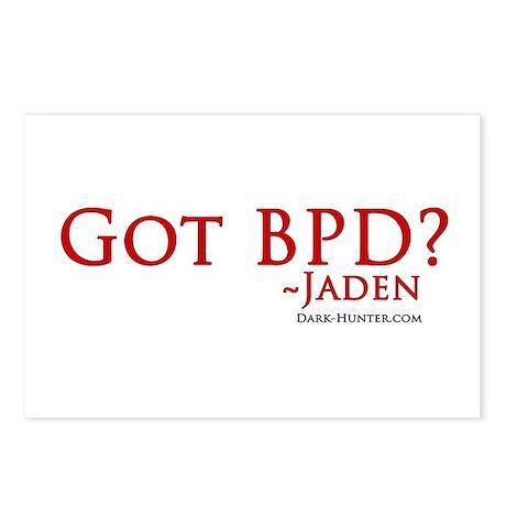 Got BPD? Postcards (Package of 8)