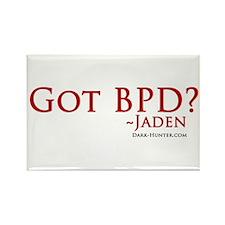 Got BPD? Rectangle Magnet