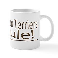 Boston Terriers Rule Mug