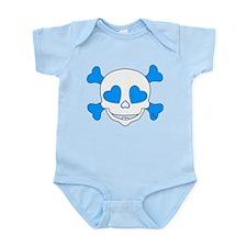 Baby Boy Skull.png Infant Bodysuit