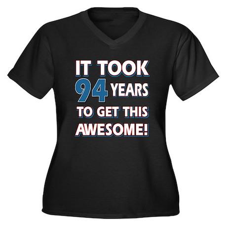 94 Year Old birthday gift ideas Women's Plus Size