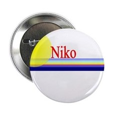 "Niko 2.25"" Button (10 pack)"