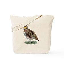 Bobwhite Quail Hen Tote Bag