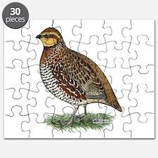 Bobwhite Quail Hen Puzzle