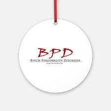 BPD Ornament (Round)