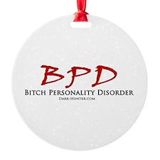BPD Ornament