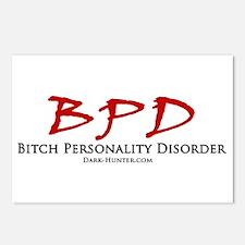 BPD Postcards (Package of 8)