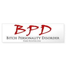 BPD Bumper Sticker