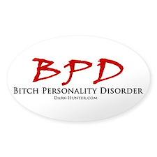 BPD Decal