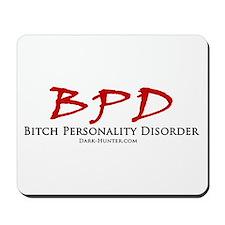 BPD Mousepad