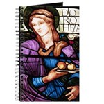 St Dorothy by Edward Burne-Jones Journal