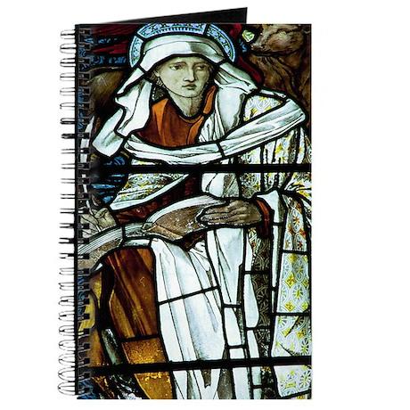 St Luke by Edward Burne-Jones Journal