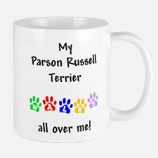 Parson Russell Terrier Walks Mug