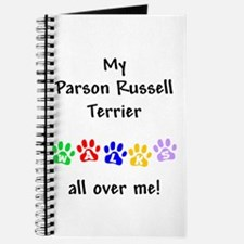 Parson Russell Terrier Walks Journal