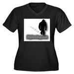 Trekking Bigfoot - Bigfootology.com Women's Plus S