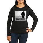 Trekking Bigfoot - Bigfootology.com Women's Long S