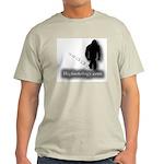 Trekking Bigfoot - Bigfootology.com Light T-Shirt