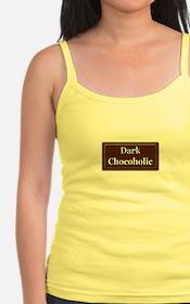 """""""Dark Chocoholic"""" Jr.Spaghetti Strap"""