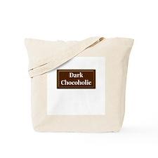 """Dark Chocoholic"" Tote Bag"