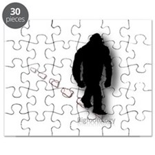 Trekking Bigfoot Puzzle