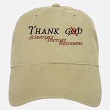 Thank Scientists Baseball Baseball Cap