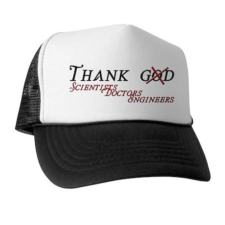 Thank Scientists Trucker Hat