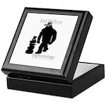 Kid Bigfoot Keepsake Box