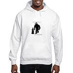 Kid Bigfoot Hooded Sweatshirt