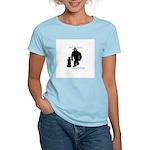 Kid Bigfoot Women's Light T-Shirt
