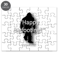 Happy Bigfooting Puzzle