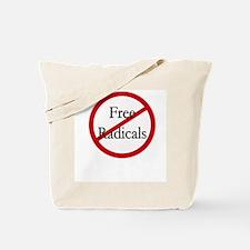 """""""No Free Radicals"""" Tote Bag"""
