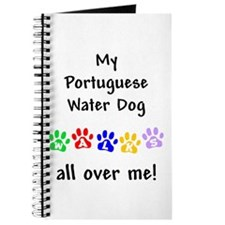 Portugese Water Dog Walks Journal