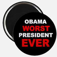 anti obama worst presdarkbumplLDK.png Magnet