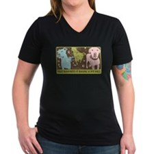Vintage Pop Art T-Shirt