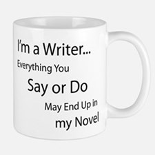 In My Novel Small Mugs