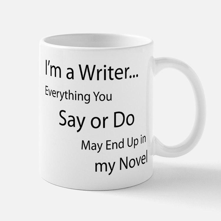 In My Novel Small Mugs