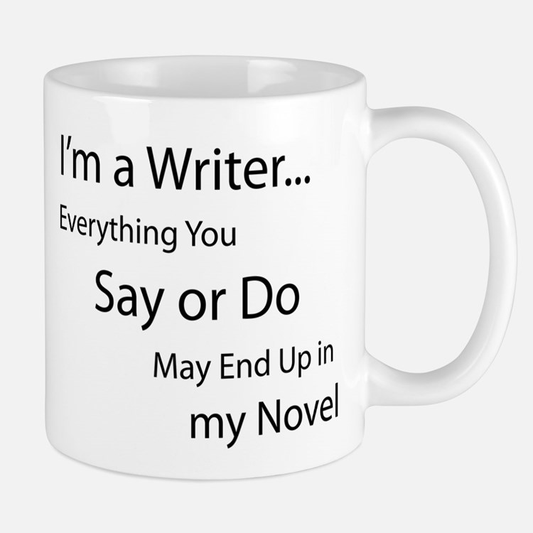 In My Novel Small Small Mug