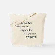 In My Novel Tote Bag