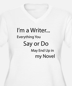 In My Novel T-Shirt