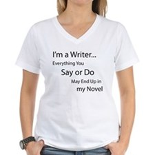 In My Novel Shirt