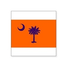 South Carolina Flag Rectangle Sticker