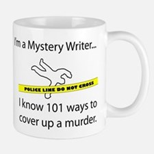 MysteryWriter Mugs